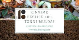 Kõige kaalukam kingitus 100 aastasele Eestile!